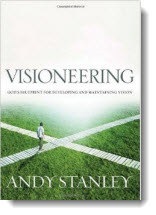Visioneering Book by Andy Stanley