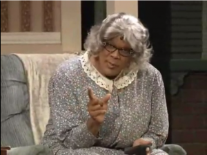 Madea's Relationship Advice